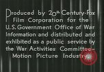 Image of Gas rationing United States USA, 1944, second 26 stock footage video 65675021885