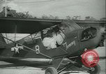 Image of Grasshopper aircraft Bougainville Island Papua New Guinea, 1944, second 39 stock footage video 65675021886