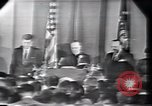 Image of John F Kennedy Fort Worth Texas USA, 1963, second 47 stock footage video 65675021900