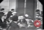 Image of Jacqueline Kennedy Fort Worth Texas USA, 1963, second 28 stock footage video 65675021904
