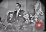 Image of John F Kennedy Fort Worth Texas USA, 1963, second 10 stock footage video 65675021906
