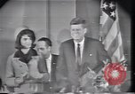 Image of John F Kennedy Fort Worth Texas USA, 1963, second 18 stock footage video 65675021906