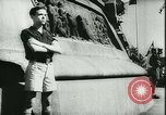 Image of Columbus Monument Barcelona Spain, 1944, second 13 stock footage video 65675021919
