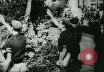 Image of Columbus Monument Barcelona Spain, 1944, second 24 stock footage video 65675021919