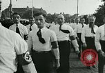 Image of Luxembourg  Nazi Party Luxembourg, 1940, second 7 stock footage video 65675021928