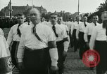 Image of Luxembourg  Nazi Party Luxembourg, 1940, second 8 stock footage video 65675021928