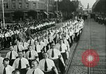 Image of Luxembourg  Nazi Party Luxembourg, 1940, second 28 stock footage video 65675021928
