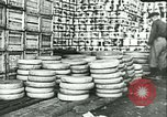 Image of food supplies France, 1940, second 53 stock footage video 65675021931