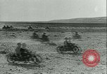 Image of Italian military forces in North Africa Libya, 1940, second 29 stock footage video 65675021933
