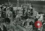 Image of German R-boats  North Sea, 1940, second 4 stock footage video 65675021935