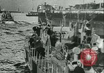 Image of German R-boats  North Sea, 1940, second 6 stock footage video 65675021935