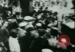 Image of German armistice broadcast to French Paris France, 1940, second 10 stock footage video 65675021942