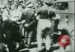 Image of German armistice broadcast to French Paris France, 1940, second 16 stock footage video 65675021942
