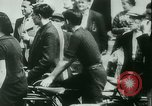 Image of German armistice broadcast to French Paris France, 1940, second 20 stock footage video 65675021942
