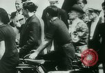 Image of German armistice broadcast to French Paris France, 1940, second 21 stock footage video 65675021942