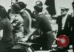 Image of German armistice broadcast to French Paris France, 1940, second 23 stock footage video 65675021942
