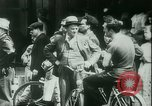 Image of German armistice broadcast to French Paris France, 1940, second 24 stock footage video 65675021942