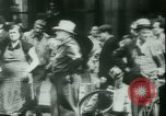 Image of German armistice broadcast to French Paris France, 1940, second 26 stock footage video 65675021942