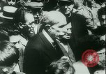 Image of German armistice broadcast to French Paris France, 1940, second 40 stock footage video 65675021942