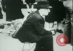 Image of German armistice broadcast to French Paris France, 1940, second 42 stock footage video 65675021942