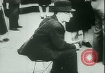 Image of German armistice broadcast to French Paris France, 1940, second 43 stock footage video 65675021942