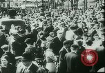 Image of German armistice broadcast to French Paris France, 1940, second 54 stock footage video 65675021942