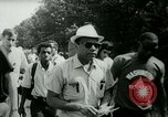 Image of James Meredith and his March Against Fear Mississippi United States USA, 1966, second 7 stock footage video 65675021951