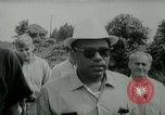 Image of James Meredith and his March Against Fear Mississippi United States USA, 1966, second 10 stock footage video 65675021951