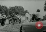 Image of James Meredith and his March Against Fear Mississippi United States USA, 1966, second 19 stock footage video 65675021951