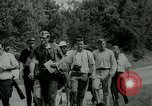 Image of James Meredith and his March Against Fear Mississippi United States USA, 1966, second 22 stock footage video 65675021951