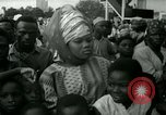 Image of Nigerian Moslems Lagos Nigeria, 1966, second 30 stock footage video 65675021953