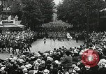 Image of military parade Paris France, 1918, second 2 stock footage video 65675021958