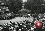 Image of military parade Paris France, 1918, second 5 stock footage video 65675021958