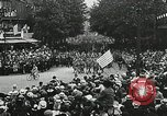 Image of military parade Paris France, 1918, second 10 stock footage video 65675021958