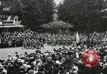 Image of military parade Paris France, 1918, second 13 stock footage video 65675021958