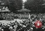 Image of military parade Paris France, 1918, second 14 stock footage video 65675021958