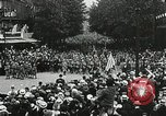 Image of military parade Paris France, 1918, second 15 stock footage video 65675021958