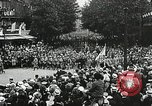 Image of military parade Paris France, 1918, second 17 stock footage video 65675021958