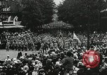 Image of military parade Paris France, 1918, second 19 stock footage video 65675021958