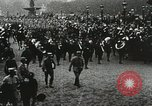 Image of military parade Paris France, 1918, second 23 stock footage video 65675021958