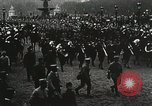 Image of military parade Paris France, 1918, second 24 stock footage video 65675021958