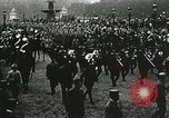 Image of military parade Paris France, 1918, second 26 stock footage video 65675021958