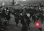 Image of military parade Paris France, 1918, second 27 stock footage video 65675021958