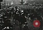 Image of military parade Paris France, 1918, second 30 stock footage video 65675021958