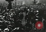 Image of military parade Paris France, 1918, second 32 stock footage video 65675021958