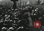 Image of military parade Paris France, 1918, second 33 stock footage video 65675021958