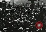Image of military parade Paris France, 1918, second 36 stock footage video 65675021958