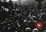 Image of military parade Paris France, 1918, second 38 stock footage video 65675021958
