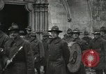 Image of United States troops France, 1918, second 13 stock footage video 65675021963