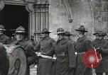 Image of United States troops France, 1918, second 15 stock footage video 65675021963